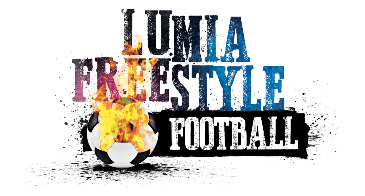 Lumia Freestyle Football