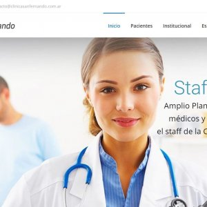 Clinica San Fernando - Campaña Digital