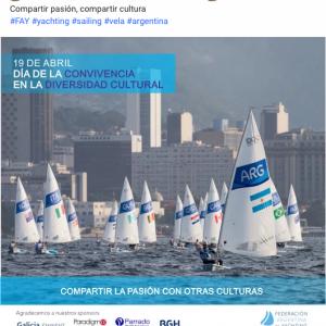 Campaña Redes Sociales – Federación Argentina de Yachting - Google Plus - FAY