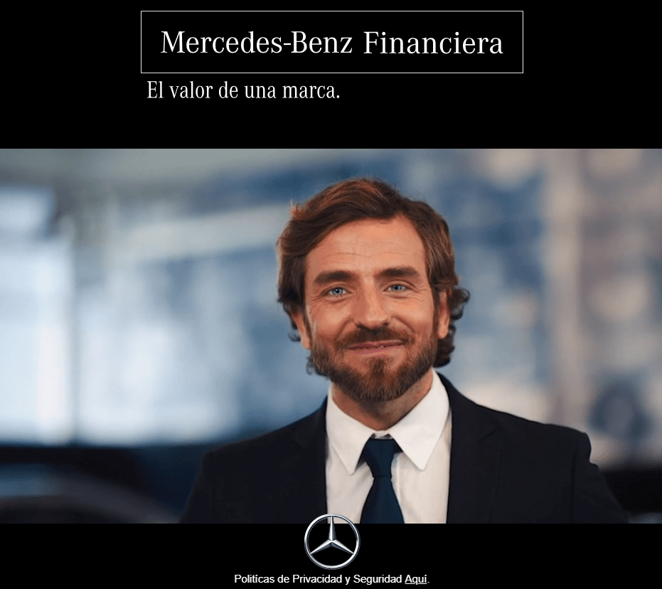 Mercedes Benz - Marketing Digital Interactivo